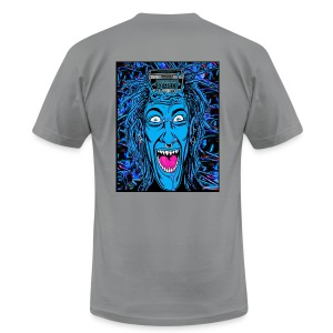 I WAS A TEENAGE MEGAHED by Dedderz - Men's Fine Jersey T-Shirt