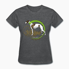 whippet Women's T-Shirts