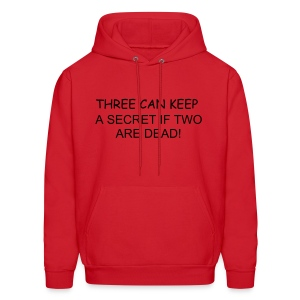 THREE CAN KEEP - Men's Hoodie