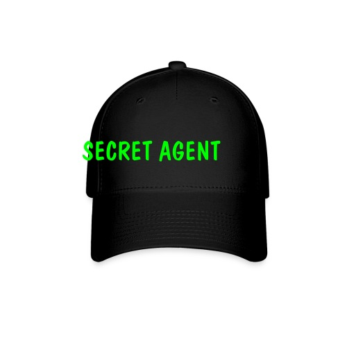 SECRET AGENT - Baseball Cap