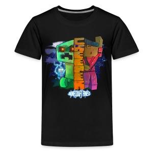 Creeper! - Kids' Premium T-Shirt