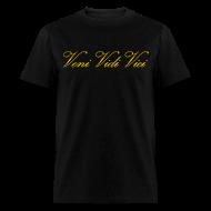 T-Shirts ~ Men's T-Shirt ~ Zyzz Veni Vidi Vici Calli Text T-shirt
