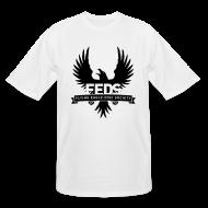 T-Shirts ~ Men's Tall T-Shirt ~ Men's Tall T-Shirt - Black Logo