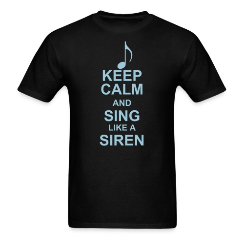 Sing Like A Siren - Lost Girl - Men's T-Shirt