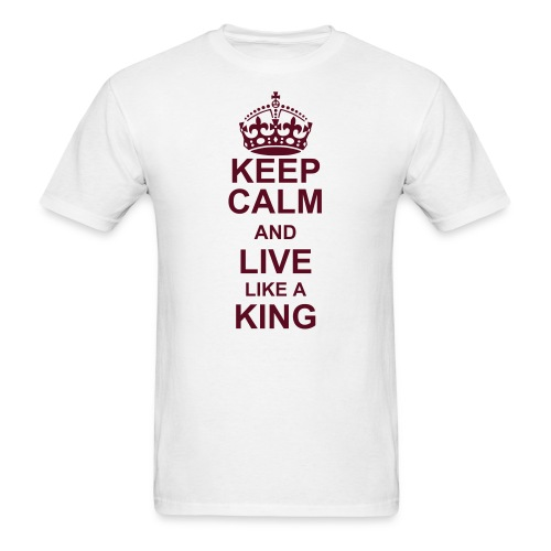 Live Like A King - Lost Girl - Men's T-Shirt