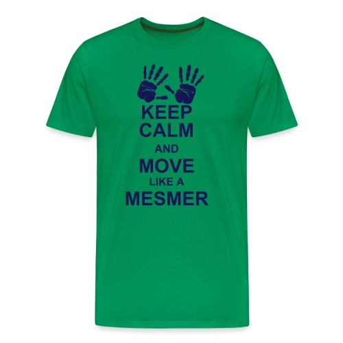 Move Like A Mesmer - Lost Girl - Men's Premium T-Shirt