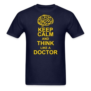 Think Like A Doctor - Lost Girl - Men's T-Shirt