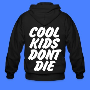 Cool Kids Don't Die Zip Hoodies & Jackets - Men's Zip Hoodie