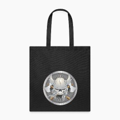Viking Warrior Skull Bags & backpacks