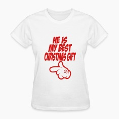he_my_best_gift Women's T-Shirts