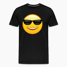 SMILEY FACE EMOTICON T-Shirts