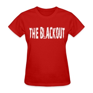 the blackout t-shirt - Women's T-Shirt