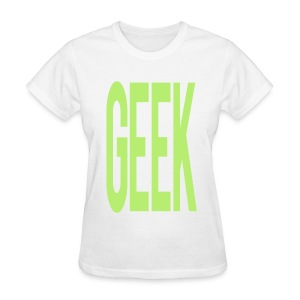 geek_t-shirt - Women's T-Shirt