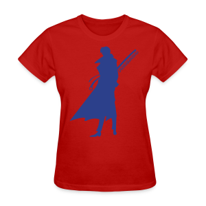 Oniwabanshu Aoshi - All Colour ♀ - Women's T-Shirt