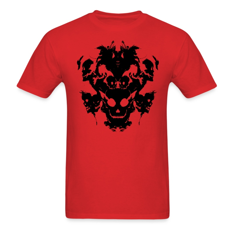 Inkblot Black - Men's T-Shirt