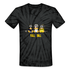 Kill Bill - Unisex Tie Dye T-Shirt