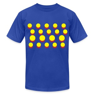 vinyl perspective v2.0 - Men's T-Shirt by American Apparel