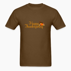 happy thanksgiving turkey day  T-Shirts
