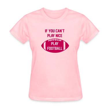 how to play nice football