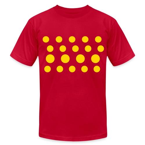 vinyl perspective v1.0 - Men's  Jersey T-Shirt