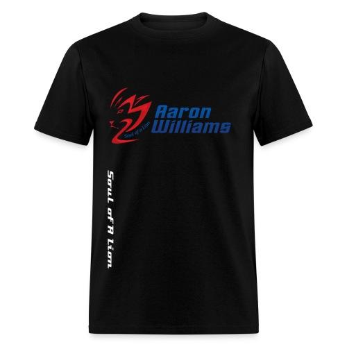 Aaron Williams Soul of A Lion - Men's T-Shirt