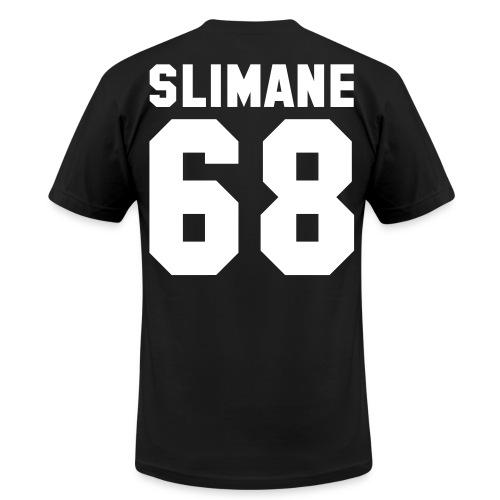 SLIMANE  - AA T SHIRT - Men's Fine Jersey T-Shirt