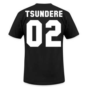 TSUNDERE - AA T SHIRT - Men's T-Shirt by American Apparel