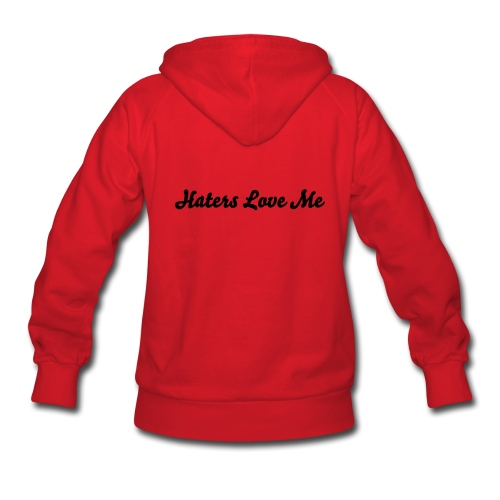 FPF Haters Love Me Edtion - Women's Hoodie