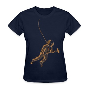 Deep Sea Explorer  - Women's T-Shirt