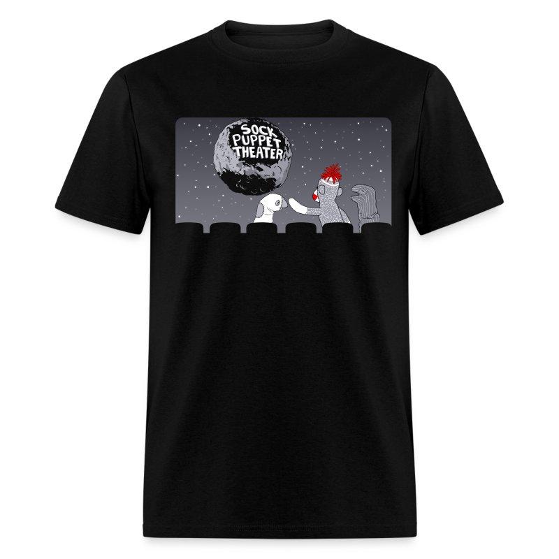 Sock Puppet Theater - Men's T-Shirt