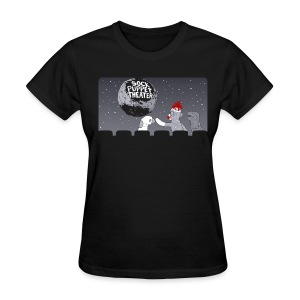 Sock Puppet Theater - Women's T-Shirt