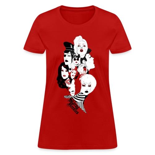 Miss Needles Tribute  - Women's T-Shirt