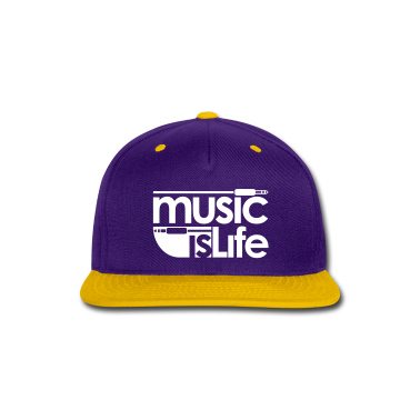 Music is Life Caps