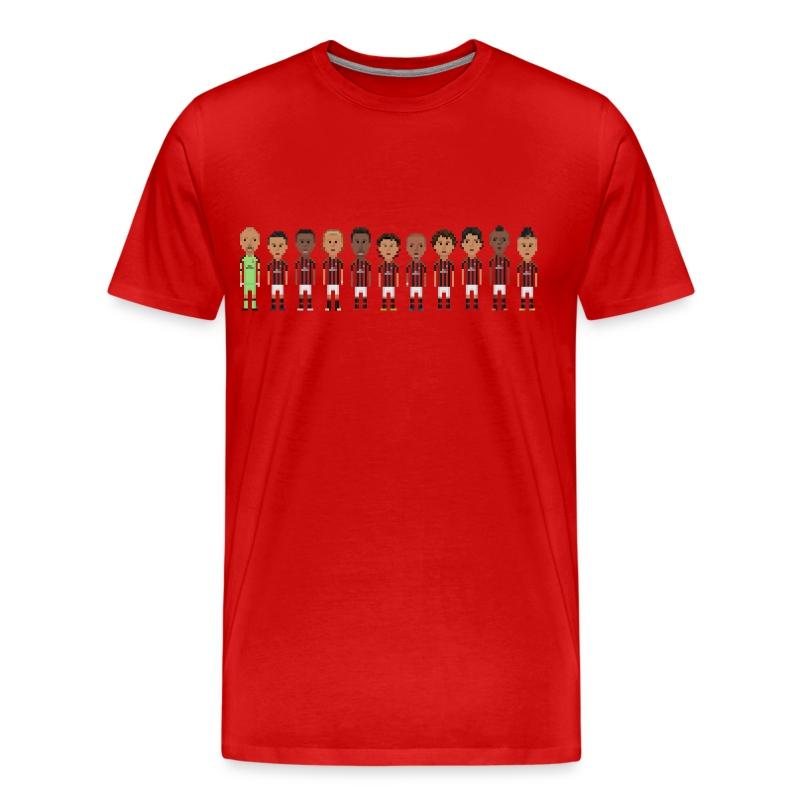 Men T-Shirt - Milanisti 2013 - Men's Premium T-Shirt