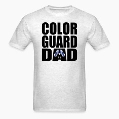 Color Guard Dad (Men's)