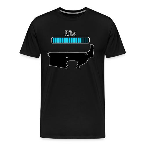 80% Lower - Men's Premium T-Shirt
