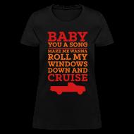T-Shirts ~ Women's T-Shirt ~ Cruise T