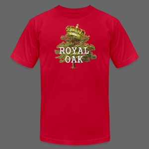 Royal Oak - Men's T-Shirt by American Apparel