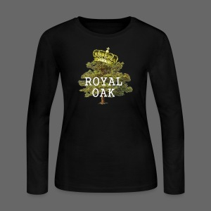 Royal Oak - Women's Long Sleeve Jersey T-Shirt