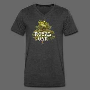 Royal Oak - Men's V-Neck T-Shirt by Canvas