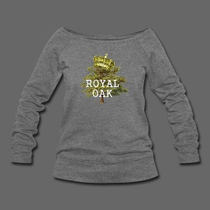 Royal Oak - Women's Wideneck Sweatshirt