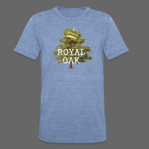 Royal Oak - Unisex Tri-Blend T-Shirt by American Apparel