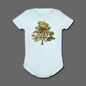 Royal Oak - Short Sleeve Baby Bodysuit
