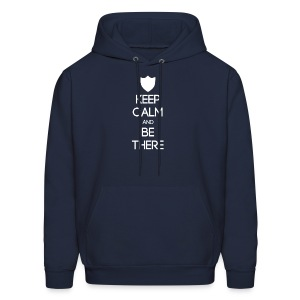 ISFJ ~ Keep Calm and Be There Men's Hoodie - Men's Hoodie