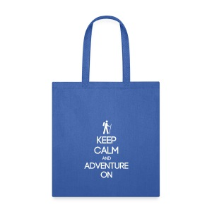 ENFP ~ Keep Calm and Adventure On Tote Bag - Tote Bag