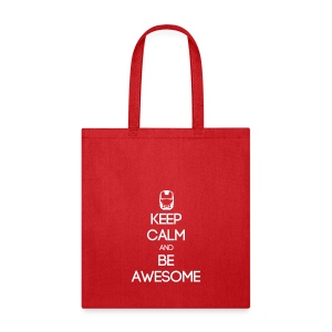 ENTP ~ Keep Calm and Be Awesome Tote Bag - Tote Bag