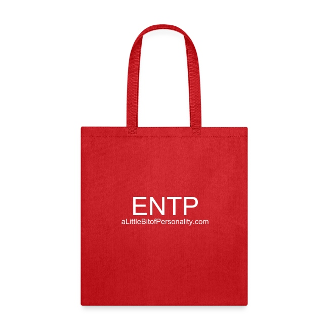 ENTP ~ Keep Calm and Be Awesome Tote Bag