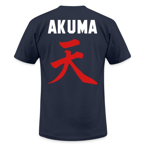 AKUMA RED(HEAVEN) - AA T SHIRT - Men's Fine Jersey T-Shirt