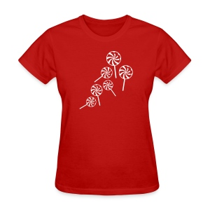 Women's T Mint Pops 3 - Women's T-Shirt