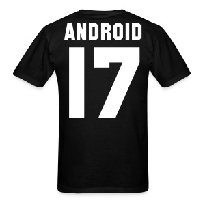 Android 17 - T SHIRT - Men's T-Shirt